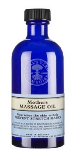 Mothers Massage Oil