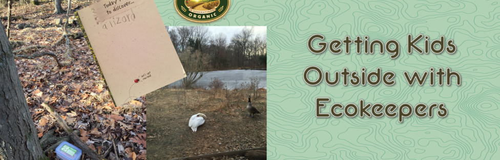 Getting Kids Outside with Ecokeepers